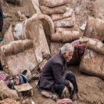 Les sinistrés sont désespérés deux mois après les inondations qui ont dévasté l'Iran