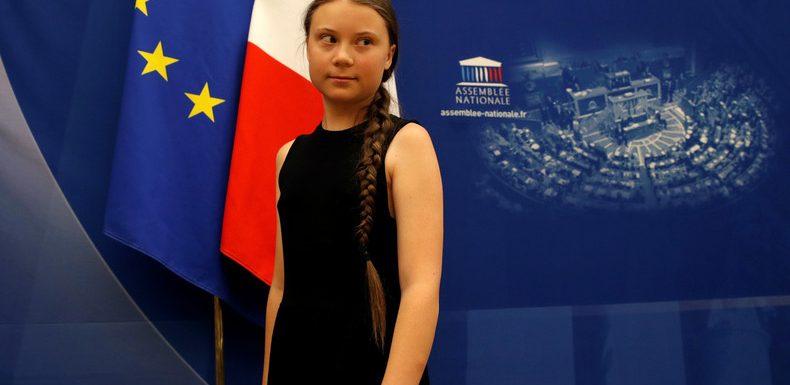 Greta Thunberg traversera l'Atlantique à bord d'un voilier aux surprenants sponsors