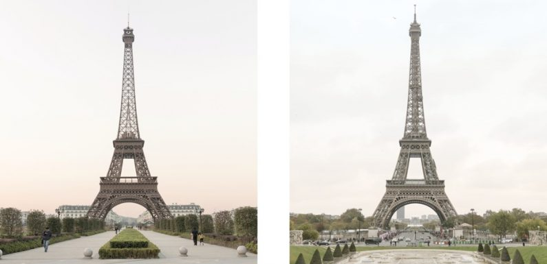 Which One Is Paris?