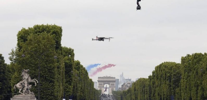 Hauts-de-France: L'homme volant tentera la première traversée de la Manche en «flyboard» le 25 juillet