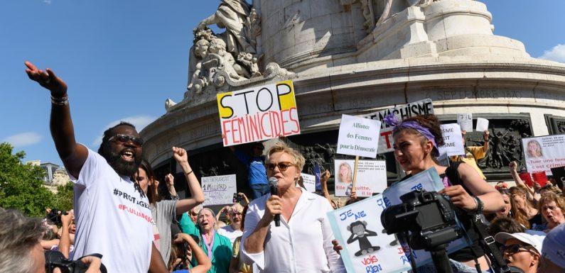 Meurtres de femmes: Plusieurs centaines de personnes mobilisées à Paris