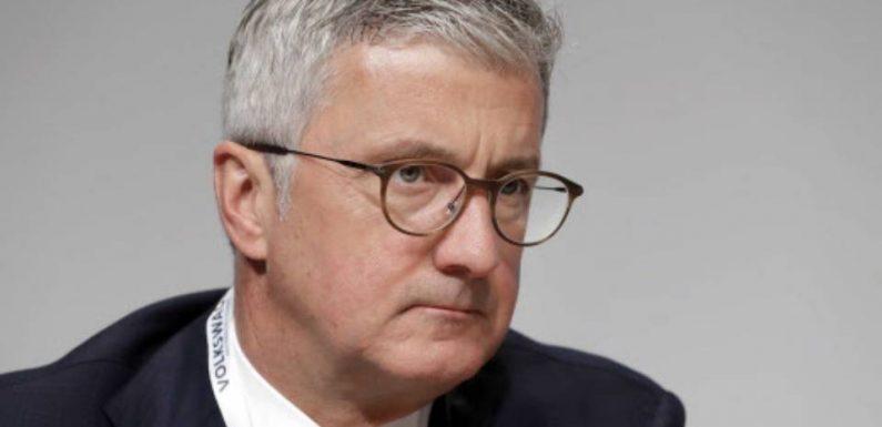 Dieselgate: L'ancien patron d'Audi sera jugé pour «fraude»