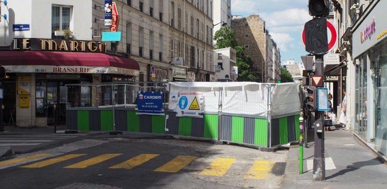La mairie de Paris responsable d'une minorité des travaux gênants ? Pourquoi c'est faux