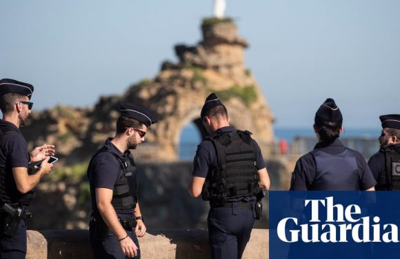 Biarritz in lockdown as G7 summit descends on French resort