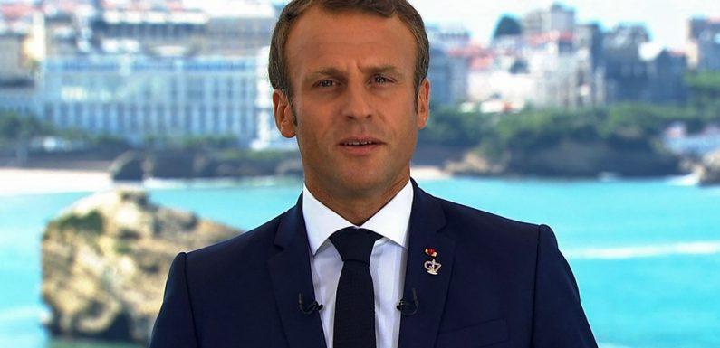 G7 à Biarritz: Emmanuel Macron veut « répondre à l'appel de l'océan et de la forêt qui brûle »
