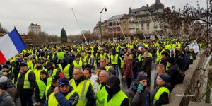 Gilets Jaunes - a sign of France's turbulent times