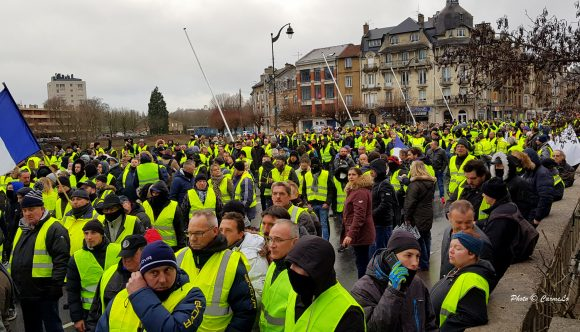 Gilets Jaunes – a sign of France's turbulent times