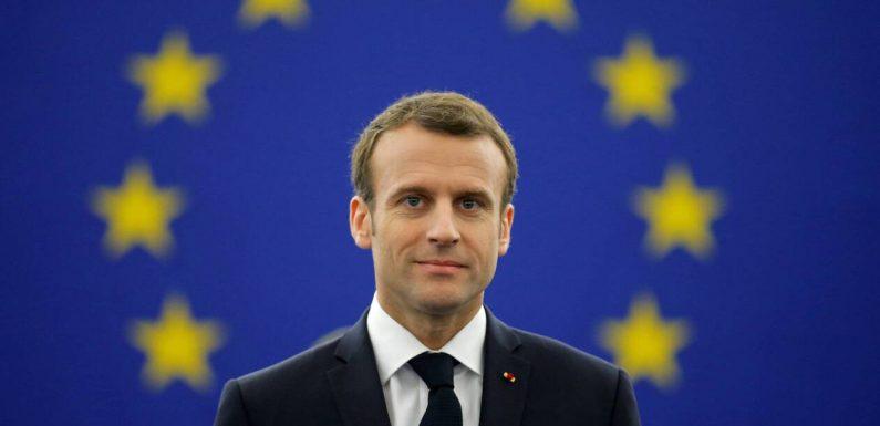 Emmanuel Macron et l'Europe – Par Eric Juillot (1/4)