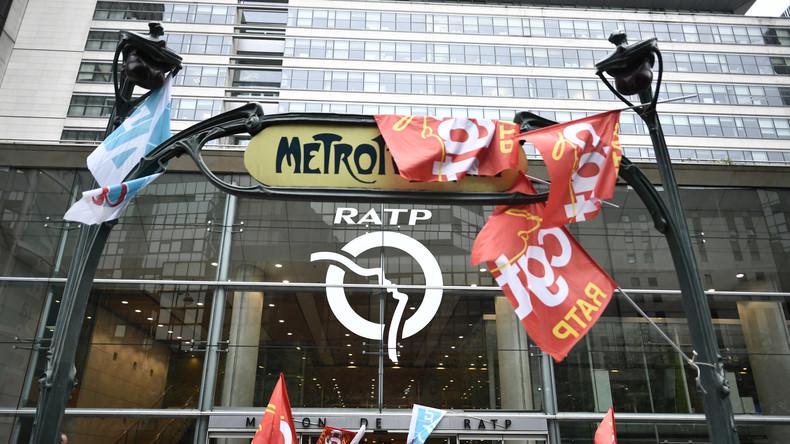 Grève RATP : échange tendu entre le macroniste Jean-Baptiste Djebbari et les syndicats