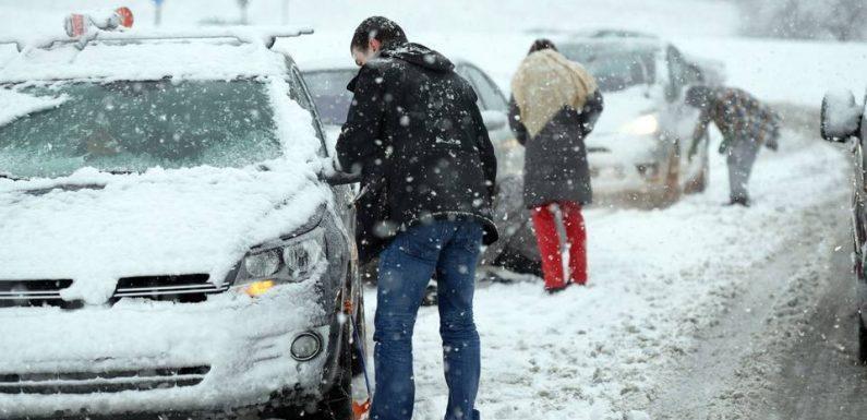 Les pneus « hiver » obligatoires à partir du 1er novembre dans les départements montagnards ? Ce n'est pas encore le cas