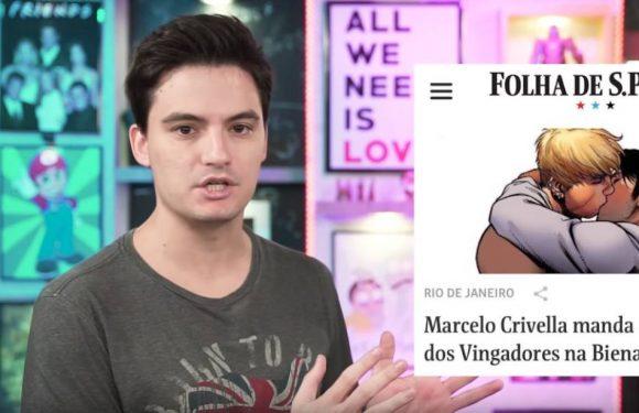 Brésil : le youtubeur qui avait distribué des livres évoquant l'homosexualité est menacé de mort