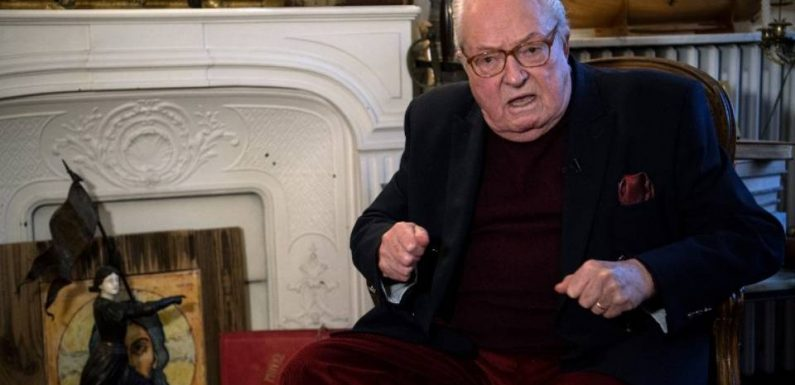 RN : Jean-Marie Le Pen mis en examen dans l'enquête sur les emplois présumés fictifs au Parlement européen