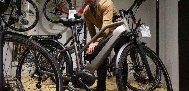 Ile-de-France : une aide de 500 euros pour l'achat d'un vélo électrique
