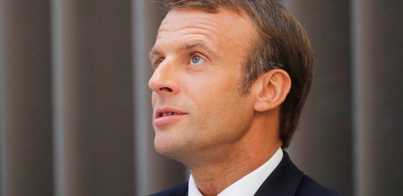 «Je suis dans la vallée de la mort» : dans le «Time», le roman de Macron