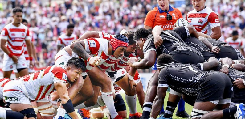 Japan's 'epoch-making' Rugby World Cup: false dawn or breakout moment?