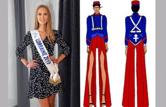 Concours Miss France : pas de défilé en Poilu pour Miss Lorraine