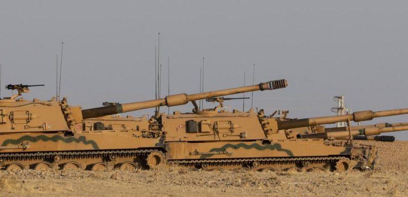 Offensive turque en Syrie : la France annonce qu'elle suspend les exportations d'armes de guerre vers la Turquie