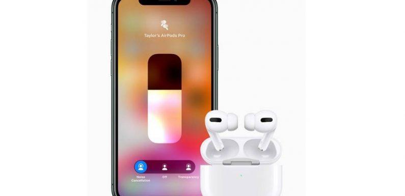 AirPods Pro: La réduction de bruit se fait entendre sur les nouveaux écouteurs d'Apple