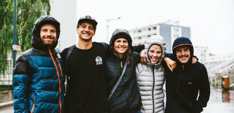 Annecy : Comment une association de riders français a su se rendre « indispensable » auprès de milliers de réfugiés