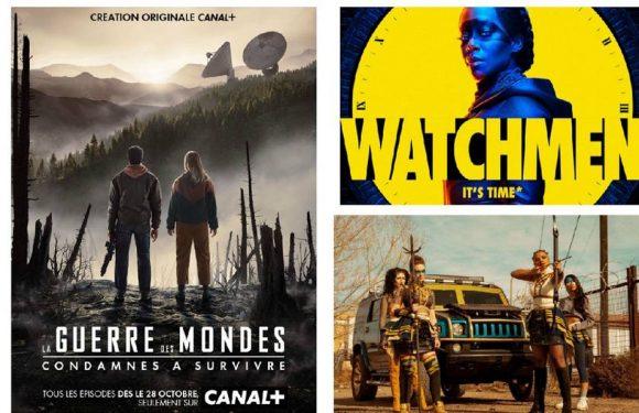 « La Guerre des mondes », « Watchmen » : Qu'est-ce que la science-fiction d'aujourd'hui dit de notre époque ?