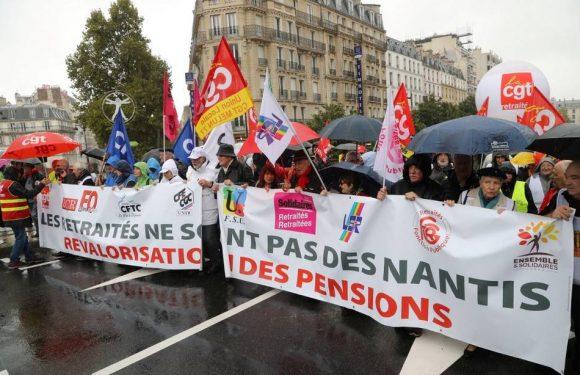 Les retraités restent mobilisés pour « l'augmentation des pensions »