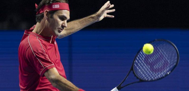 Masters 1000 Bercy: Roger Federer déclare finalement forfait et ne reverra pas Paris avant 2020