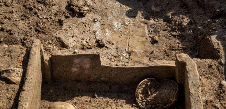 Découverte d'un nécropole antique de grande ampleur aux portes de Narbonne
