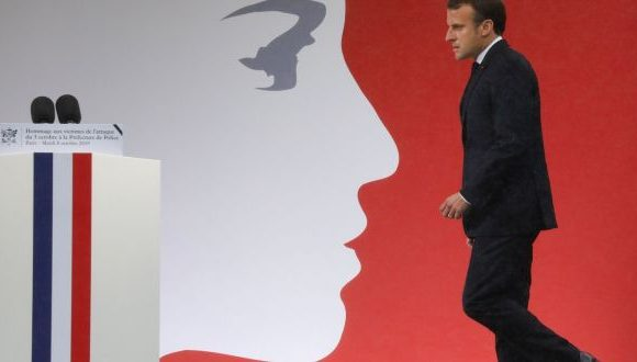 The Irish Times view on immigration in France: Macron's balancing act