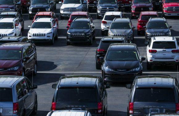 CO2 : le succès des SUV annule l'impact positif des voitures électriques