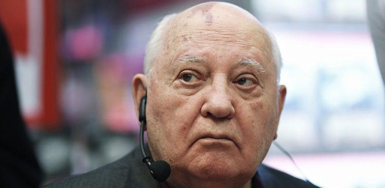Mikhaïl Gorbatchev appelle la Russie et l'Occident à ne pas construire de nouveaux murs