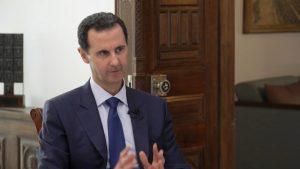 Bachar el-Assad fustige les pays de l'UE qui apportent «leur soutien aux terroristes en Syrie»