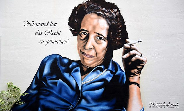 Hannah Arendt Explains How Propaganda Uses Lies to Erode All Truth & Morality: Insights from The Origins of Totalitarianism