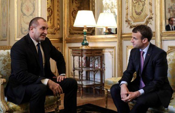 Le président bulgare dénonce des propos « de bas étage » d'Emmanuel Macron sur le travail détaché