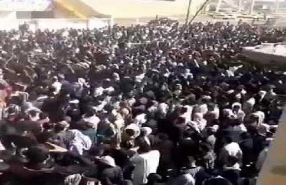 Iran : Révolte des habitants d'Ahwaz, Chadegan et Kout-e-Abdollah