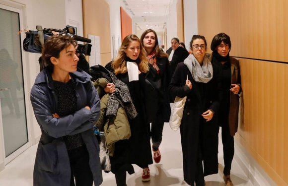 Condamnation requise contre trois Femen pour « exhibition sexuelle » au passage du convoi de Trump à Paris