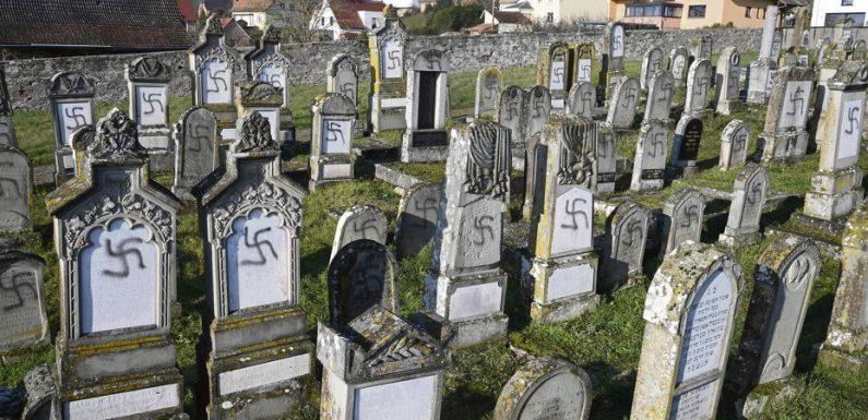 Antisémitisme. Cent sept tombes profanées en Alsace