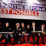 Réforme des retraites : De Besancenot à Faure, la gauche (presque) unie à Saint-Denis contre le gouvernement