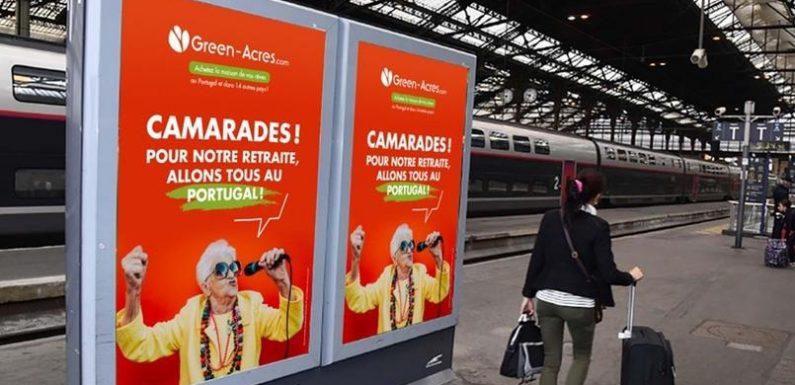 Réforme des retraites: les Français incités à s'installer au Portugal