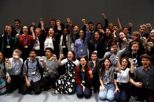 «Nous méritons un avenir», crient des jeunes du monde entier à la COP25