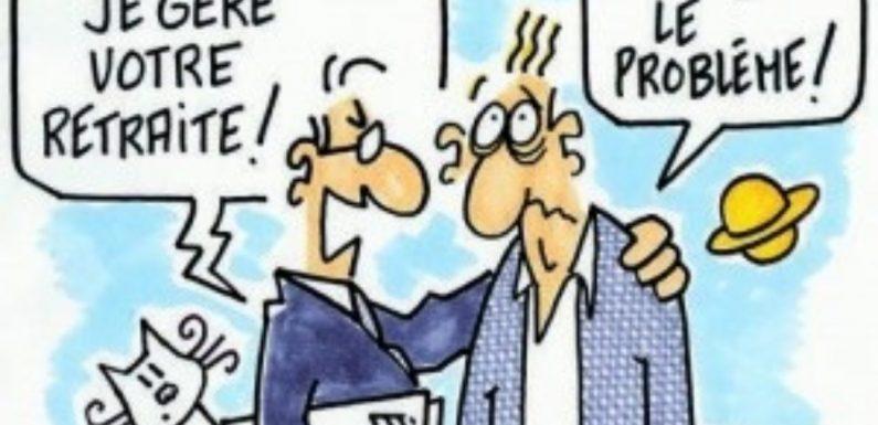 Le mode de gestion des retraites subit une hypertrophie cancéreuse