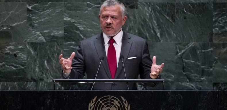 Le roi Abdallah II de Jordanie s'inquiète d'une résurgence de Daesh au Moyen-Orient