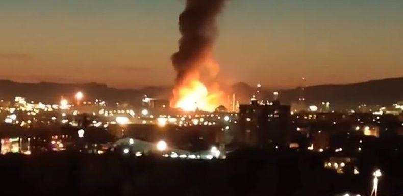 Espagne : un mort dans une explosion survenue dans une usine chimique