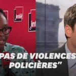 """""""Violences policières"""", l'expression toujours tabou pour l'exécutif"""