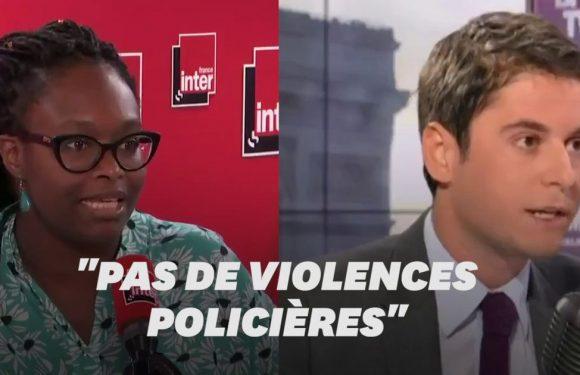 «Violences policières», l'expression toujours tabou pour l'exécutif