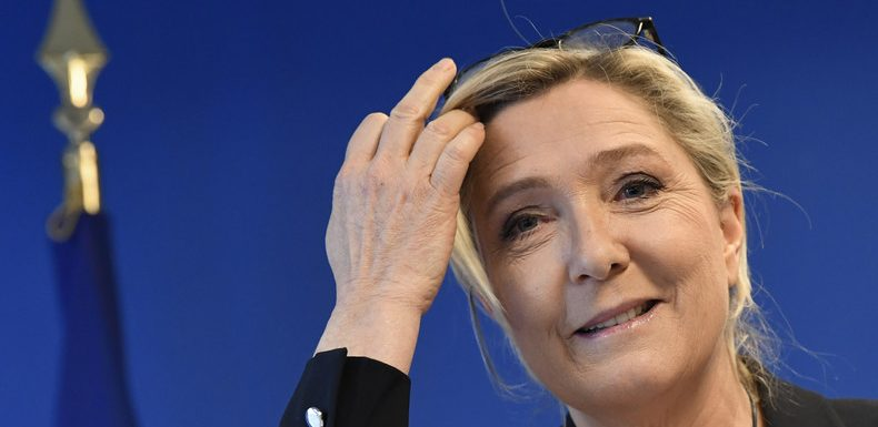 L'insécurité est «liée directement à l'immigration sauvage», estime Marine Le Pen