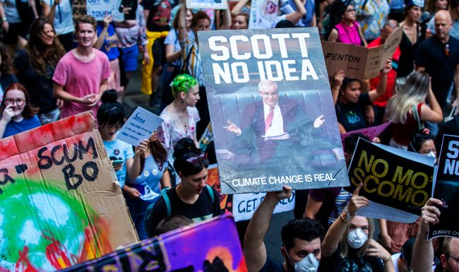 Is democracy strong enough to tackle climate change?