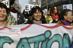 A new type of conflict: France's ongoing struggle for pensions