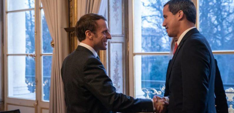 Juan Guaido reçu à l'Élysée: quel intérêt pour la France ?