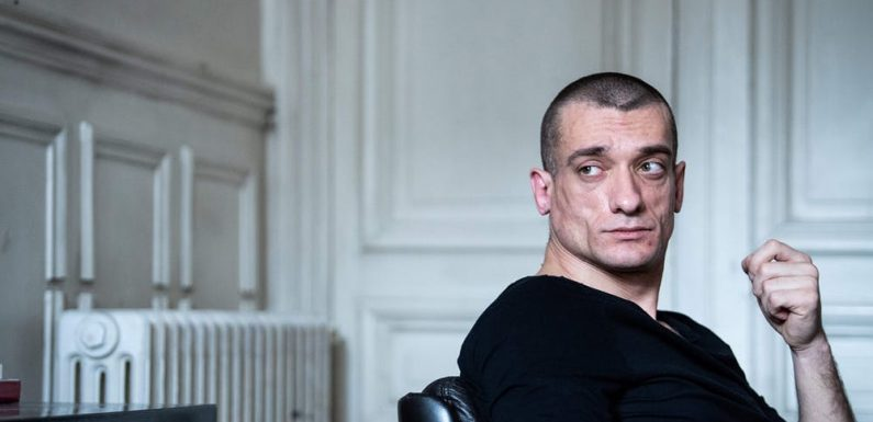 What is Pyotr Pavlensky playing at?