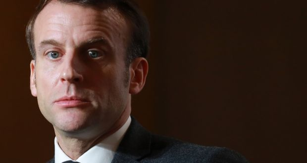The Irish Times view on Macron's troubles: Wounded – but still in the game